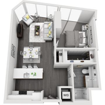 APT E2904 floor plan