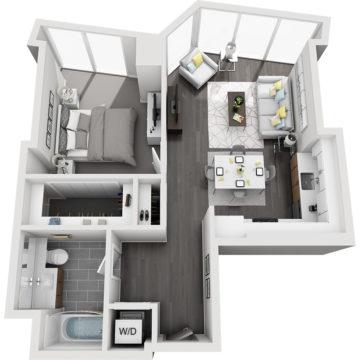 APT E0708 floor plan