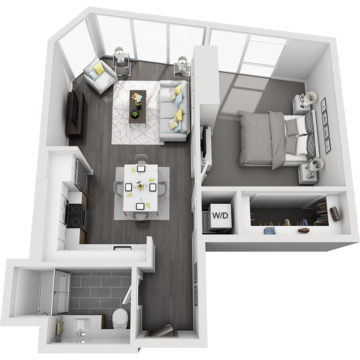 APT W2806 floor plan